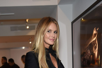 Elle MacPherson Chrome Hearts Celebrates The Miami Project During Art Basel With Zoe Kravitz
