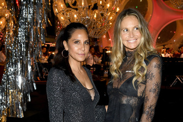 Elle MacPherson Chrome Hearts & Baccarat Celebrate the Miami Design District With Jesse Jo Stark, Mary Anne Huntsman the Miami Symphony Orchestra