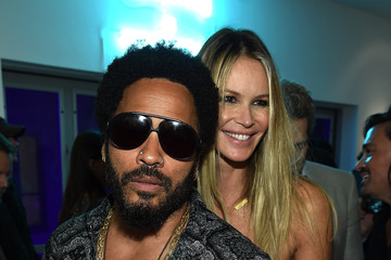 Elle MacPherson Chrome Hearts Celebrates Art Basel with Laduree & Sean Kelly and a Live Performance by Abstrakto