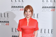 Alice Levine attends The Elle Style Awards 2016 on February 23, 2016 in London, England.