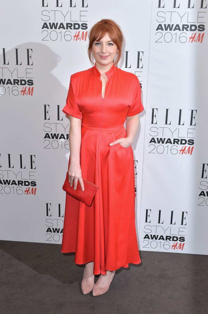 Alice Levine Photos Photos Elle Style Awards 2016 Red