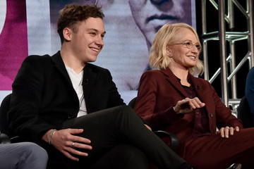 Ellen Barkin 2016 TCA Turner Winter Press Tour Presentation