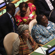 Ellen Johnson Sirleaf World Leaders Gather in New York for the Annual United Nations General Assembly