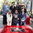 Ellen K Sir Lucian Grainge Honored With A Star On The Hollywood Walk Of Fame