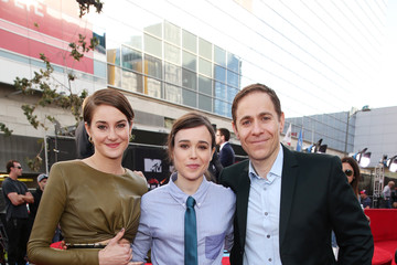 Ellen Page Arrivals at the MTV Movie Awards — Part 3