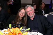 Elizabeth Bracco and Aidan Quinn attend The Center for Discovery's 23rd annual Evening of Discovery Gala on May 01, 2019 in New York City.