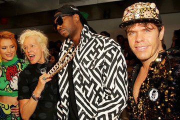 Ellen Von Unwerth Jeremy Scott - Front Row - MADE Fashion Week Spring 2015