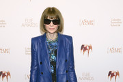 Anna Wintour attends the Ellie Awards 2019 at Brooklyn Steel on March 14, 2019 in New York City.