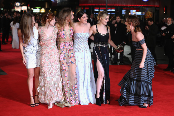 'Pride and Prejudice and Zombies' - European Film Premiere - Red Carpet