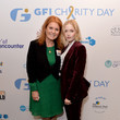 Ellie Bamber GFI Charity Day 2019