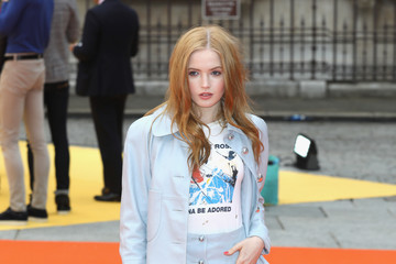 Ellie Bamber Royal Academy Summer Exhibition - Preview Party Arrivals