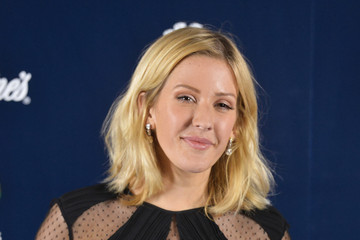 Ellie Goulding 40 Principales Awards 2015 - Press Room