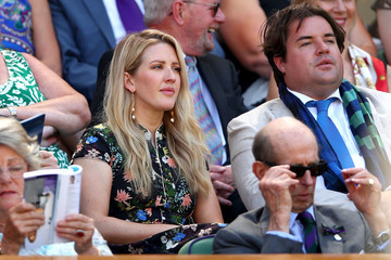 Ellie Goulding Day One: The Championships - Wimbledon 2018