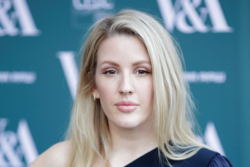 Ellie Goulding Fashioned From Nature VIP Preview At V&A Museum - Red Carpet Arrivals