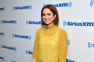 Ellie Kemper  Actress Ellie Kemper Joins SiriusXM Host Ron Bennington For Special 'Unmasked' Event