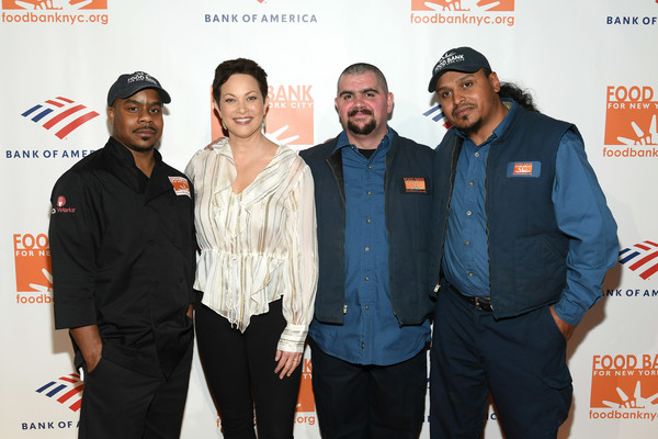 Food Bank For New York City Can-Do Awards Dinner - Arrivals [event,technology,premiere,award,film industry,food bank for new york city,dinner,l-r,cipriani wall street,new york city,arrivals,waldo marrero,johnny rivera,maurice young,ellie krieger]