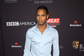 Elliot Knight The BAFTA Los Angeles Tea Party - Arrivals