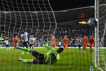 Elliott Parish Derby County v Blackpool - Sky Bet Championship