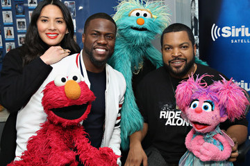 Elmo SiriusXM 'Town Hall' with Kevin Hart, Ice Cube and Olivia Munn