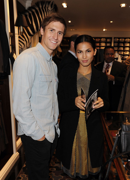 Elodie yung is dating who