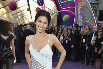 "Elodie Yung Premiere Of Disney And Marvel's ""Guardians Of The Galaxy Vol. 2"" - Red Carpet"