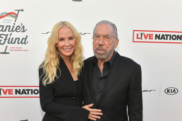 Eloise Dejoria Steven Tyler And Live Nation Presents Inaugural Gala Benefitting Janie's Fund - Arrivals