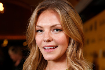 Eloise Mumford Arrivals at the Woman in Film Crystal + Lucy Awards — Part 3