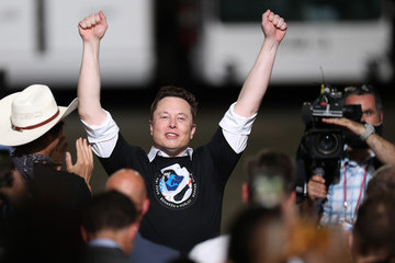Elon Musk News Pictures of The Week - June 4