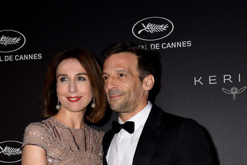 Elsa Zylberstein Kering Women In Motion Awards - The 72nd Annual Cannes Film Festival