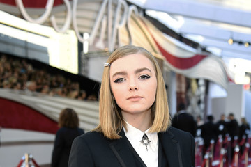 Elsie Fisher 91st Annual Academy Awards - Red Carpet