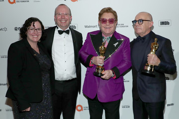 Elton John Col Needham IMDb LIVE Presented By M&M'S At The Elton John AIDS Foundation Academy Awards Viewing Party