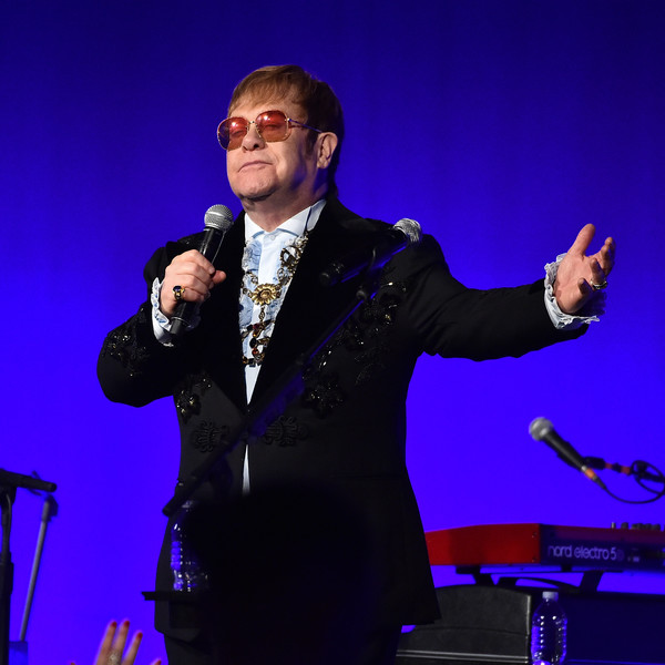 Elton John AIDS Foundation's 17th Annual An Enduring Vision Benefit - Social Content