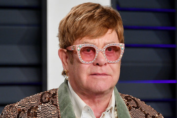 Elton John 2019 Getty Entertainment - Social Ready Content