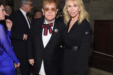 Elton John Elton John AIDS Foundation Commemorates Its 25th Year and Honors Founder Sir Elton John During New York Fall Gala - Arrivals