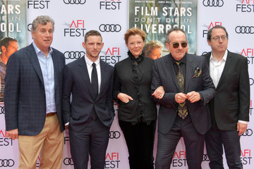 Elvis Costello AFI FEST 2017 Presented by Audi - Screening of 'Film Stars Don't Die in Liverpool' - Arrivals