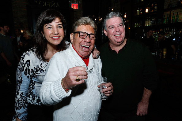 Elvis Duran Z100 Morning Show Holiday Party