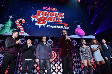 Elvis Duran Z100's Jingle Ball 2016 - SHOW