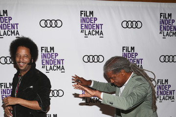 Elvis Mitchell Film Independent At LACMA Presents Screening And Q&A Of 'Sorry To Bother You'