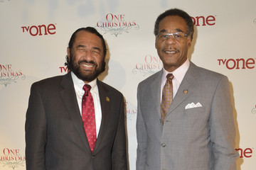 Emanuel Cleaver TV One's One Christmas Holiday Variety Special