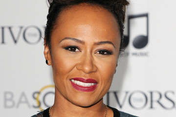 Emeli Sande Arrivals at the Ivor Novello Awards