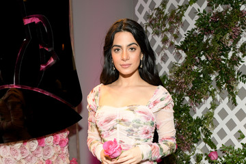 Emeraude Toubia 11th Annual Women In Film Pre-Oscar Cocktail Party Presented By Max Mara And Lancome