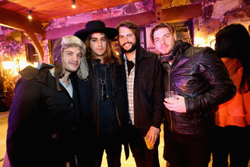 Emile Hirsch Black Label Media Hosts A Party For The Art of Elysium And Elysium Industry With Guest Host James Franco - 2015 Park City