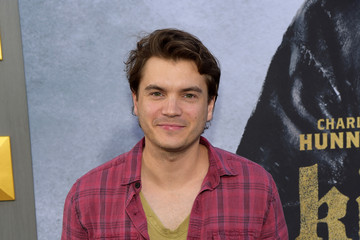 Emile Hirsch Premiere of Warner Bros. Pictures' 'King Arthur: Legend of the Sword' - Arrivals