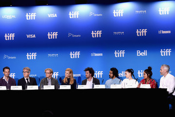 Emile Sherman 2016 Toronto International Film Festival - 'Lion' Press Conference