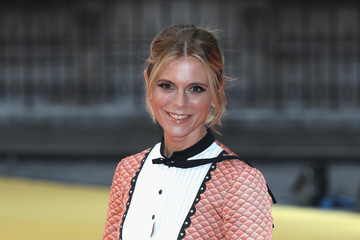 Emilia Fox Royal Academy Summer Exhibition - Preview Party Arrivals