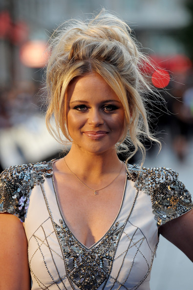 emily atack mother