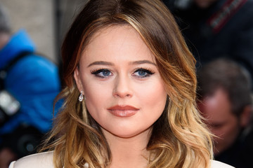 Emily Atack TRIC Awards - Red Carpet Arrivals