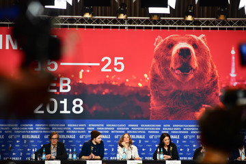 Emily Atef '3 Days in Quiberon' Press Conference - 68th Berlinale International Film Festival