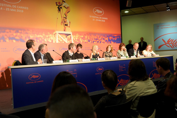 'Little Joe' Press Conference - The 72nd Annual Cannes Film Festival