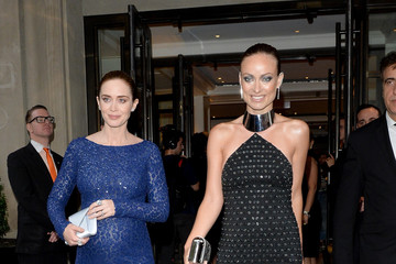 Emily Blunt The Mark Hotel Celebrates the 2016 Met Gala